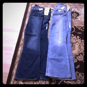 Pair of Silver Jeans 33x33